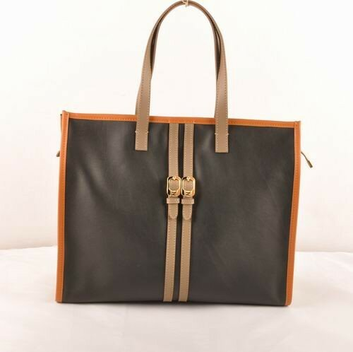 Fendi black ferrari leather shopping tote bag,free and fast shipping houston,finest selection houston